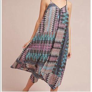 Anthropologie Akemi + Kin Purple Maxi Dress